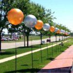 Dura Single Balloon Deluxe Long Pole Kit