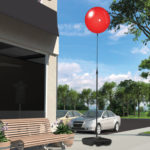 Dura Single Balloon Kit with Weighted Base
