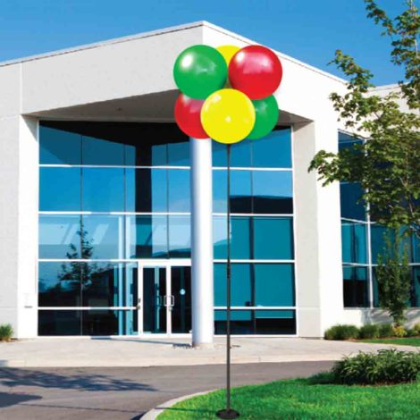 BalloonBobber 6 Balloon Cluster Tree Kit Dealership