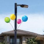 BalloonBobber 4 Pack Light Pole Kit