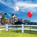 BalloonBobber Short Pole Kit 1