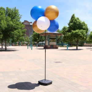 BalloonBobber Weighted 6 Balloon Cluster Tree Kit