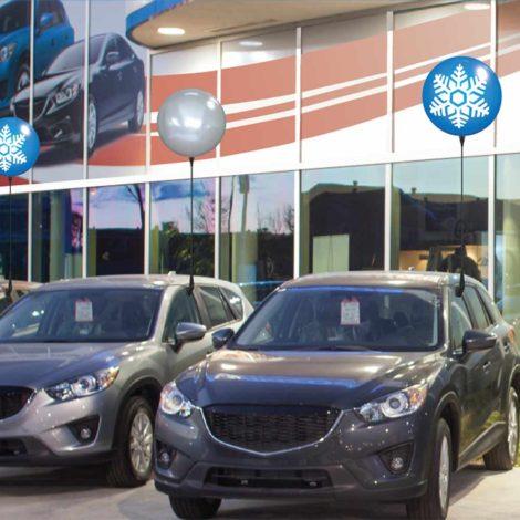 Dura Car Window Clip Kit Dealership