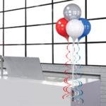 PermaShine Quadruple Balloon Bracket Kit