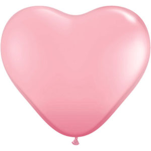 Helium Balloon Pink Heart