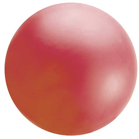 Helium Balloon Red Chloroprene Cloudbuster